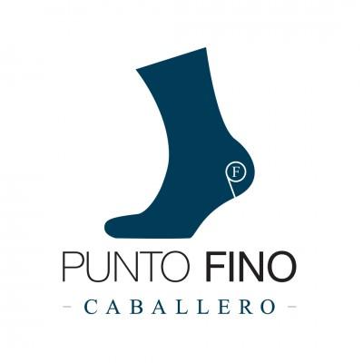 PUNTO FINO - Calcetines para Caballero