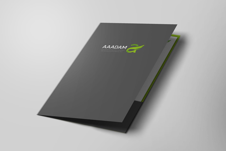 AAADAM - Fólder 1 cerrado