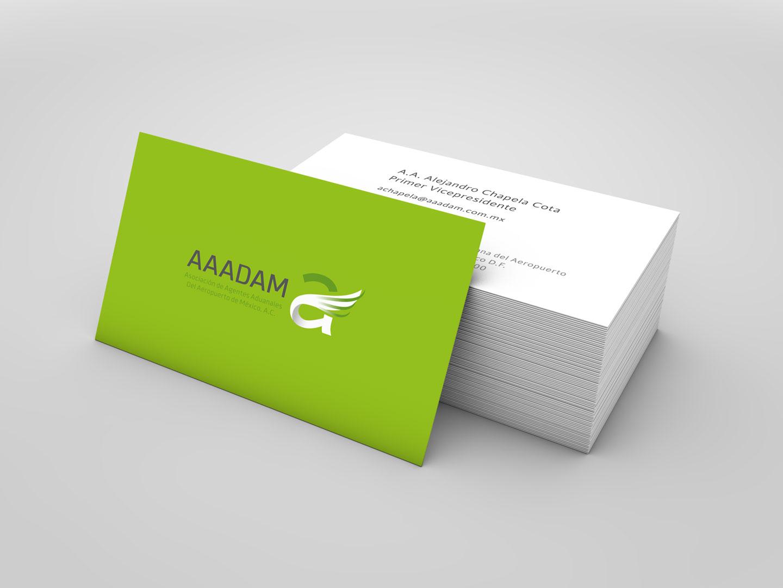 AAADAM - Tarjeta de Presentación 1