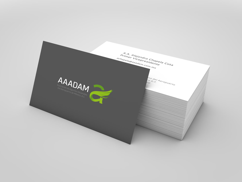 AAADAM - Tarjeta de Presentación 2